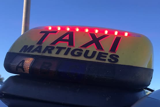 Taxi Martigues officiel