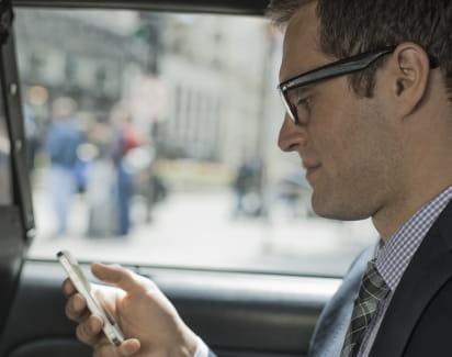 Taxi Bruno partenariat entreprise bouche du rhone